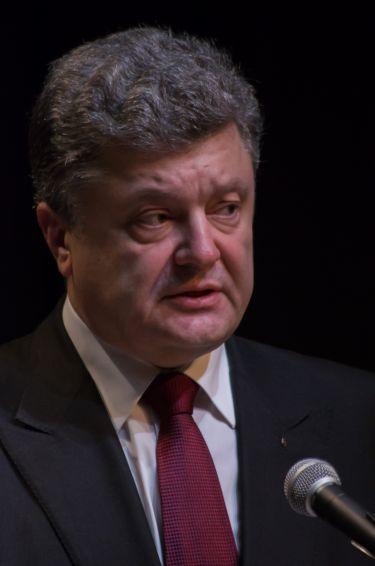 Petro Poroszenko w Lublinie