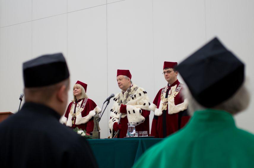 Odnowienie doktoratu doc. dra Jana Gurby