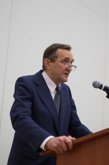 Odnowienie doktoratu doc. dr. Jana Gurby 19 grudnia 2014 r.