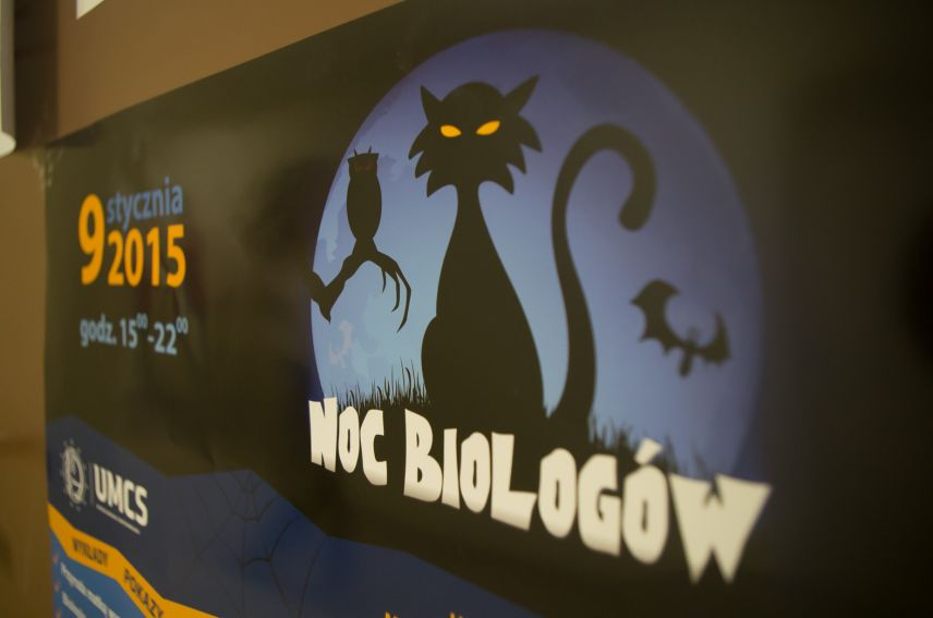 Noc Biologów 2015