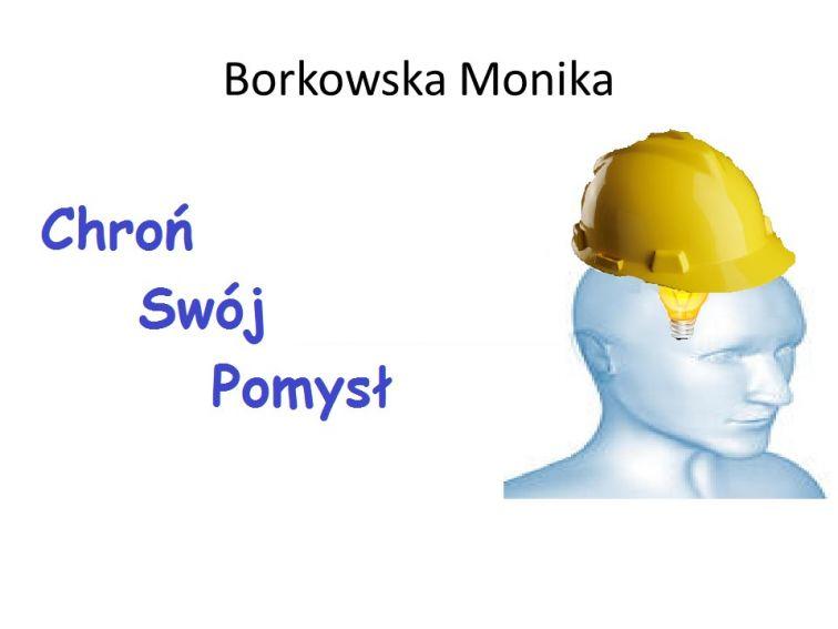 Prace z przedmiotu Ochrona Własności Intelektualnej -...