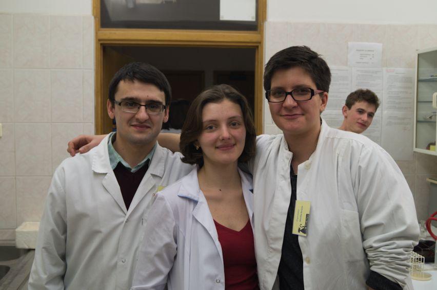 Noc Biologów 2015 - część 2