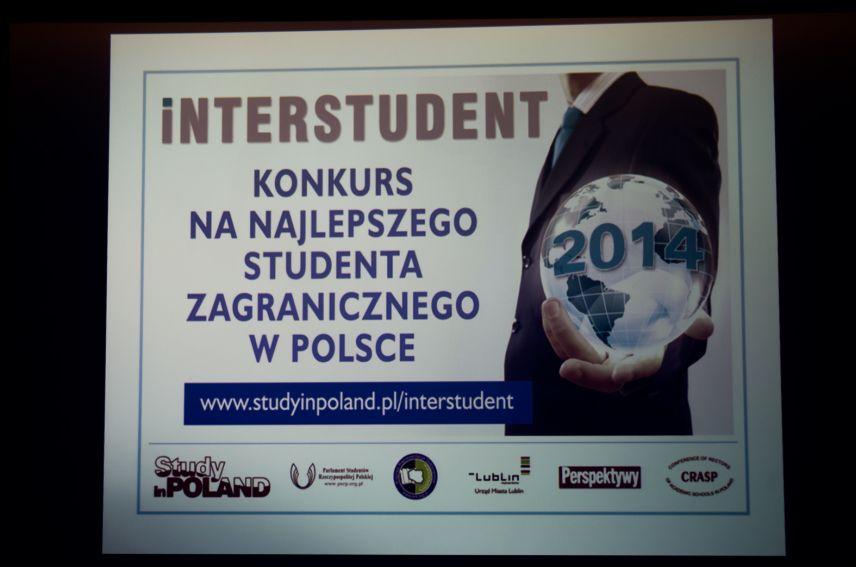 Gala INTERSTUDENT 2014