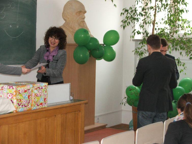Konkurs Biochemiczny - IV edycja