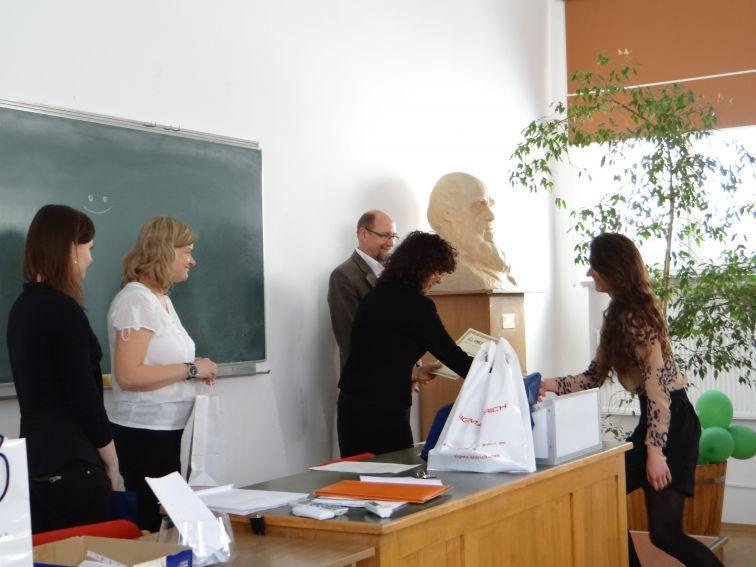 Konkurs Biochemiczny - V edycja
