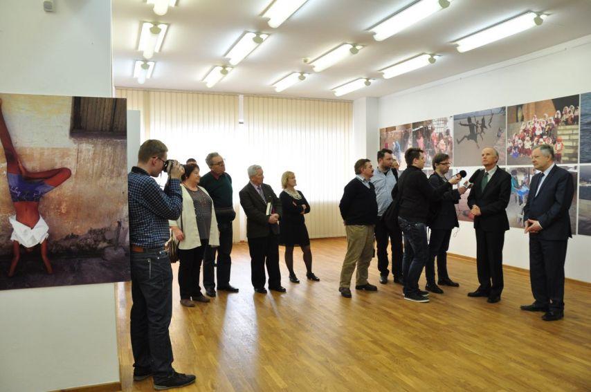 Wystawa fotografii prof. Grzegorza W. Kołodko