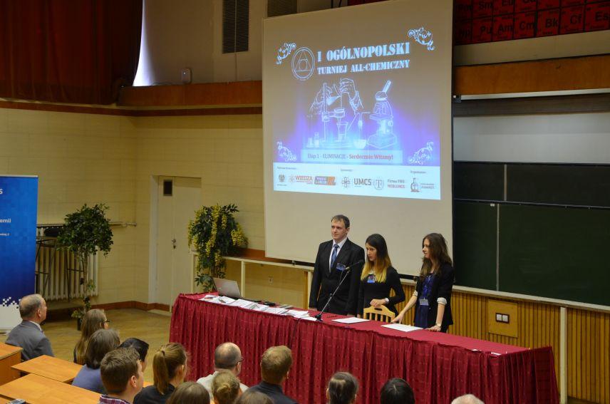 Ogólnopolski Turniej All-chemiczny