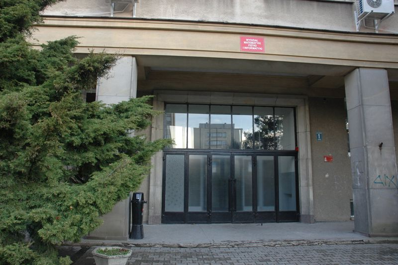 Budynki Wydziału Matematyki, Fizyki i Informatyki UMCS