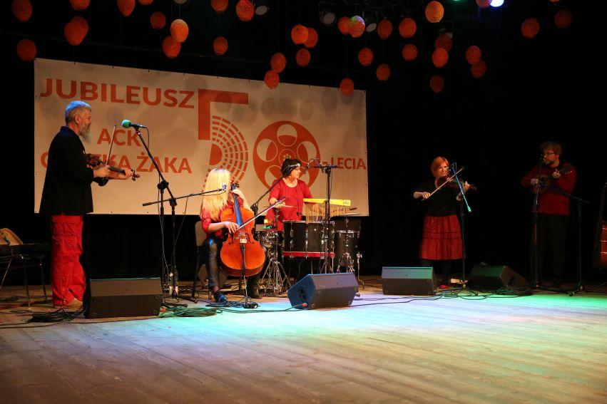"Jubileusz ACK UMCS ""Chatka Żaka"" - Gala"