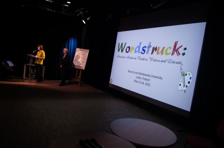 """""""Wordstruck"""" - międzynarodowa konferencja i..."""