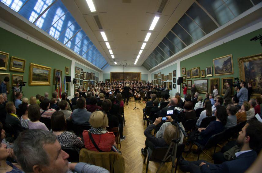 II Festiwal Chórów Miast Partnerskich Lublina 2015