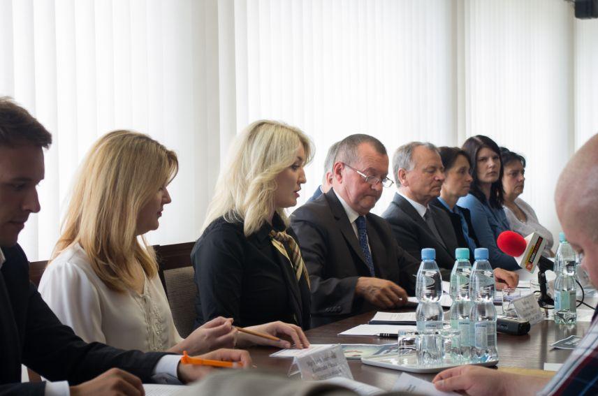 Konferencja prasowa nt. XII Lubelskiego Festiwalu Nauki