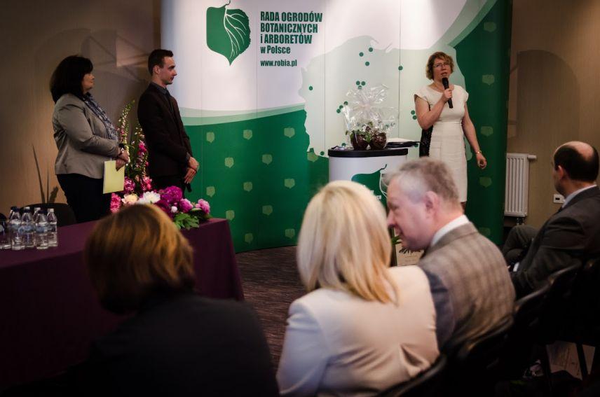 Obchody Jubileuszu 50-lecia Ogrodu Botanicznego UMCS