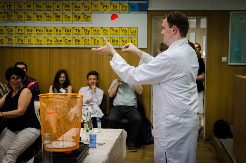 Turniej All-chemiczny oraz VI Lubelski Turniej Chemiczny