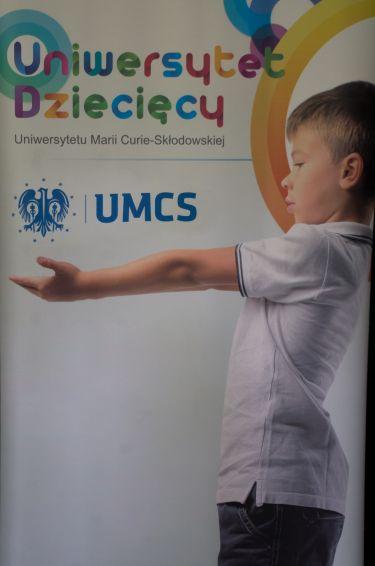 Zakończenie roku w Uniwersytecie Dziecięcym UMCS