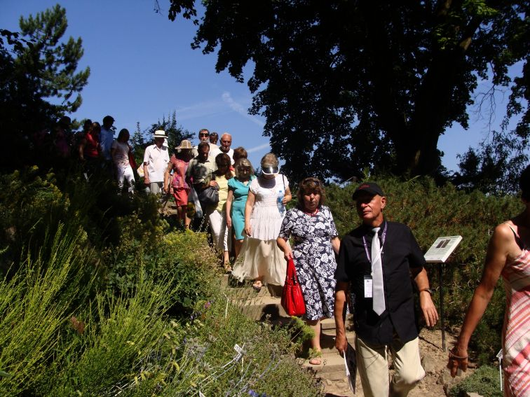 Niedzielny spacer z przewodnikiem - 5 lipca 2015