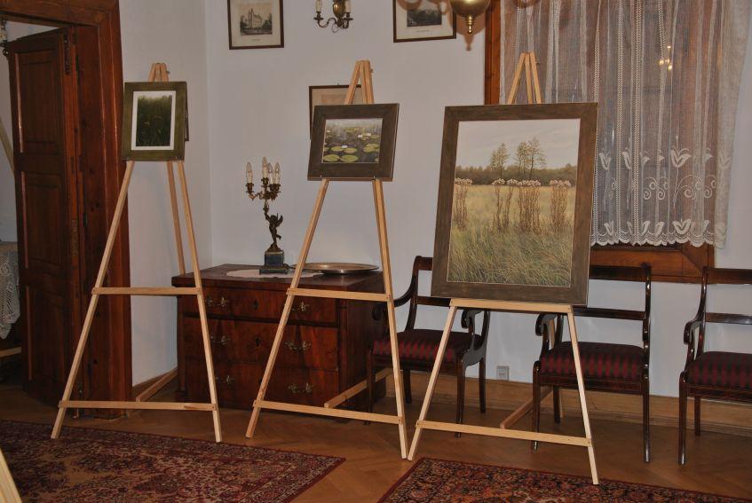 """Wystawa """"Świat roślin w malarstwie Dariusza..."""
