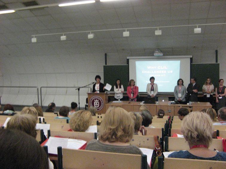 Konferencja 27.06.2015 w UEK