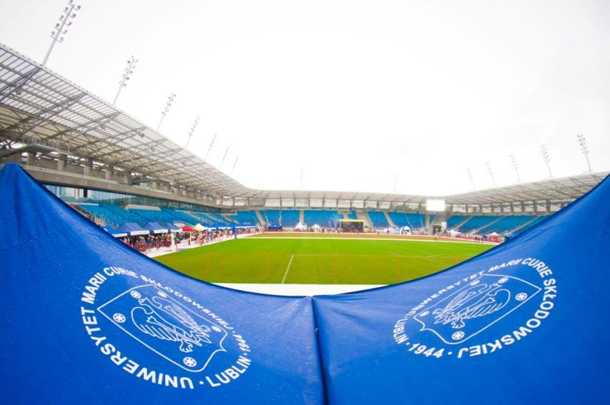 Piknik Naukowy na stadionie Arena Lublin