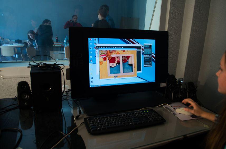 Warsztaty animacji poklatkowej