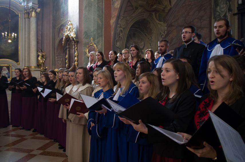 Msza św. z okazji Inauguracji Roku Akademickiego 2015/2016