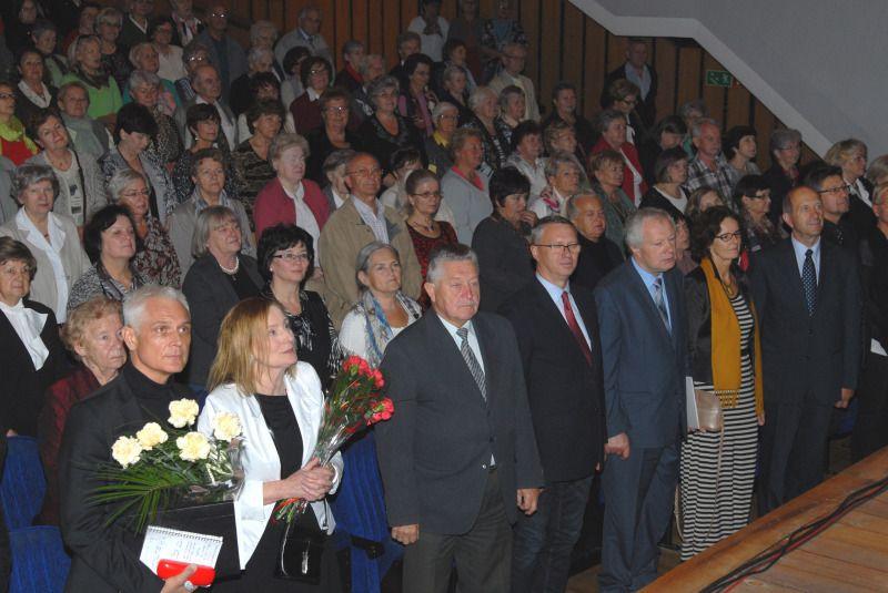 Inauguracja roku akademickiego 2015/ 2016 w PUTW