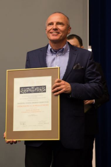 Andrzej Stanisław Kowalczyk laureatem Nagrody im. Jerzego...