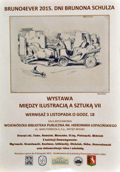 Między ilustracją a sztuką VII