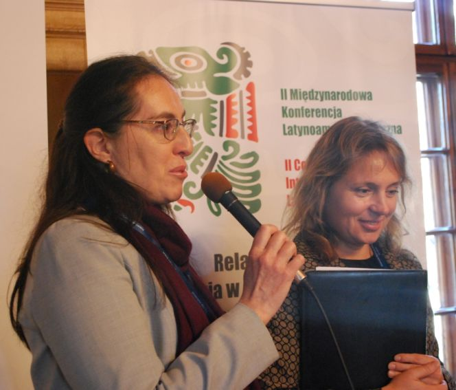 II Międzynarodowa Konferencja Latynoamerykanistyczna -...