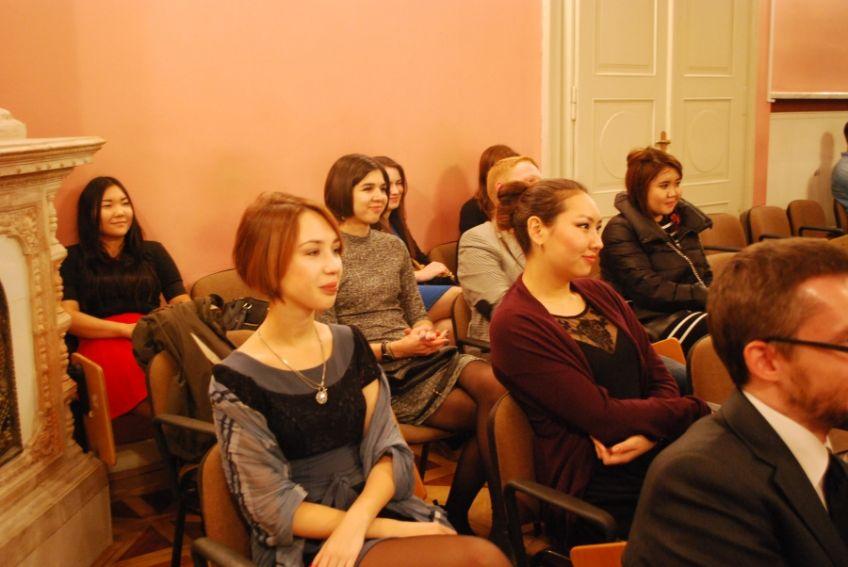 Spotkanie integracyjno-powitalne ze studentami I roku...