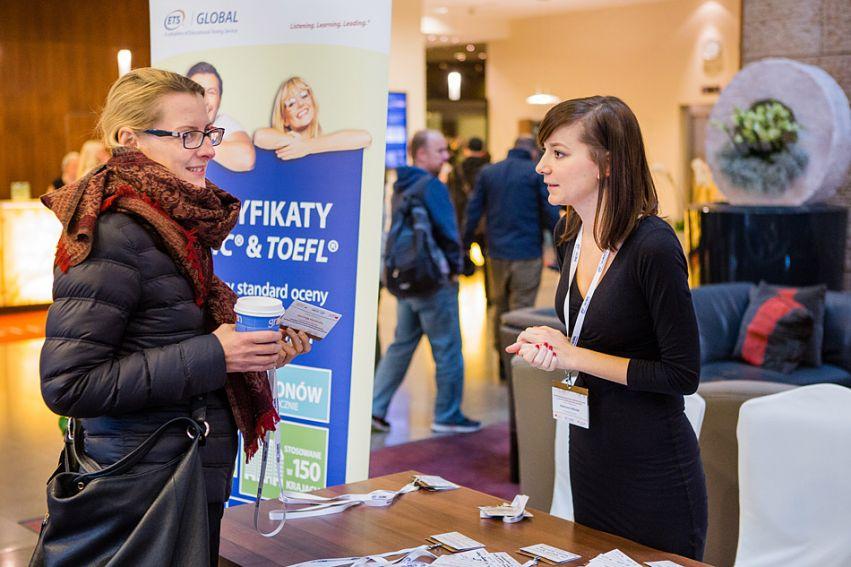 Konferencja  ETS 6.11.2015