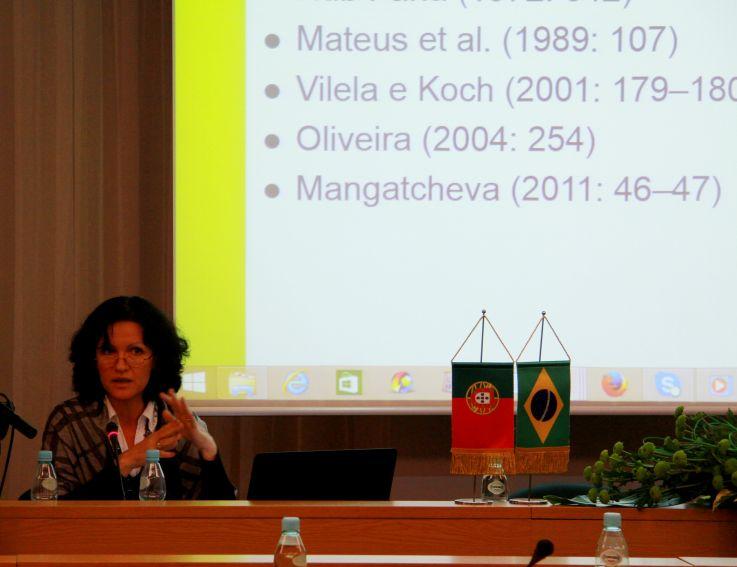 5-6.11.2015 MIĘDZYNARODOWY KONGRES JĘZYKA PORTUGALSKIEGO...