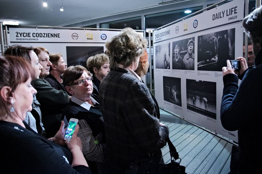 Wystawa Grand Press Photo