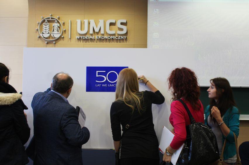 50-lecie Wydziału Ekonomicznego