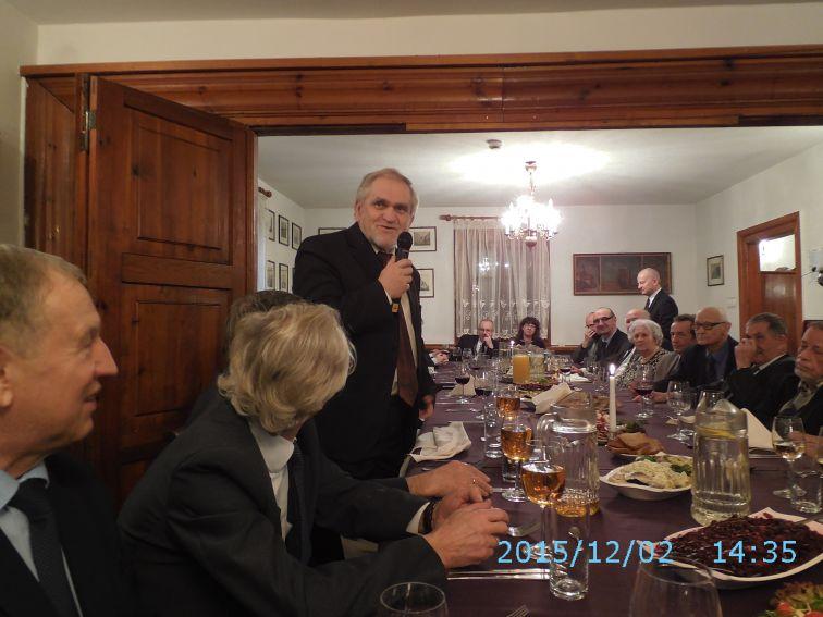 Spotkanie jubileuszowe - 50-lecie doktoratów