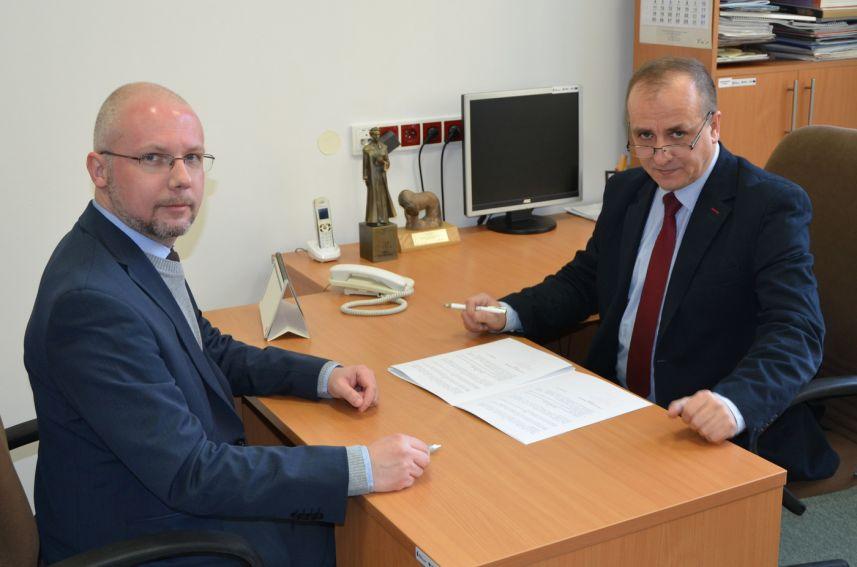 Umowa o współpracy z IBI Verde Sp. z o.o.