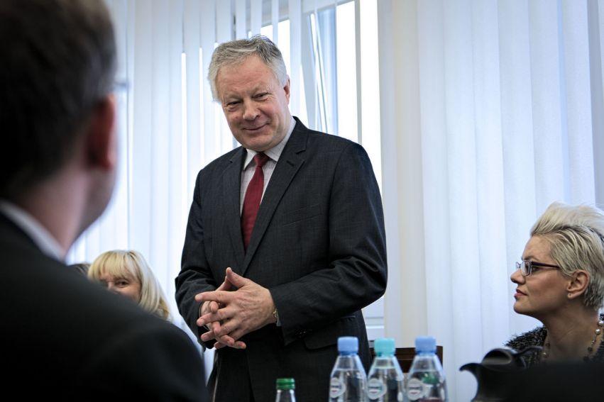 Spotkanie z Dyrektorami i Pełnomocnikami Szkół...
