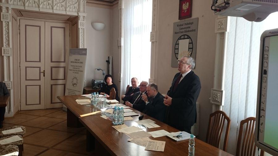 Setna rocznica powstania PSL Wyzwolenie - konferencja