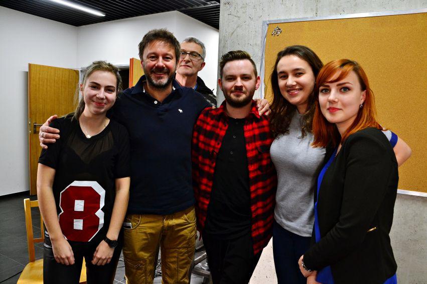 Rozmowy TV UMCS -  wywiad z Andrzejem Piasecznym