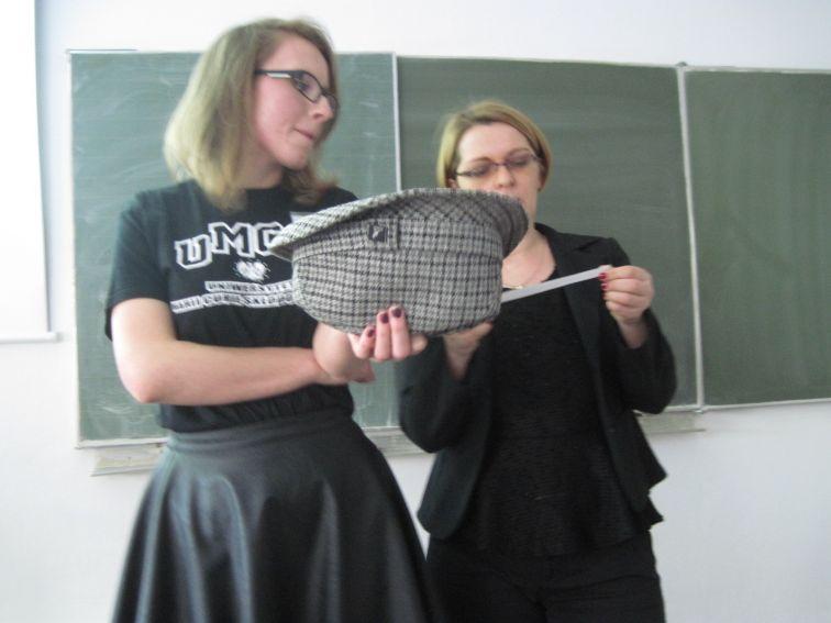 Dzień Kultury Słowiańskiej w IV LO w Białej Podlaskiej