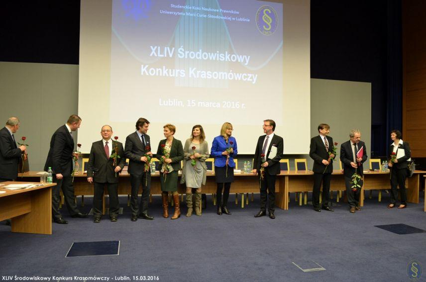 XLIV edycja Środowiskowego Konkursu Krasomówczego