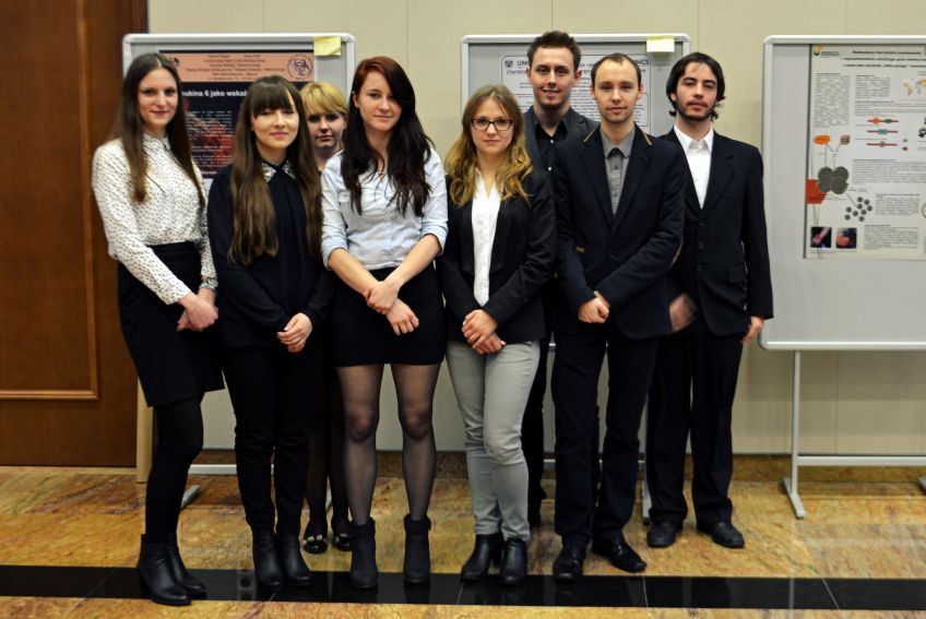 Sukcesy studentów wydziału Biologii i Biotechnologii UMCS...