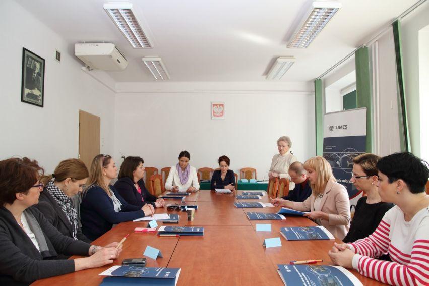 Warsztaty ekspertów opieki – problemy rodzin migrantów
