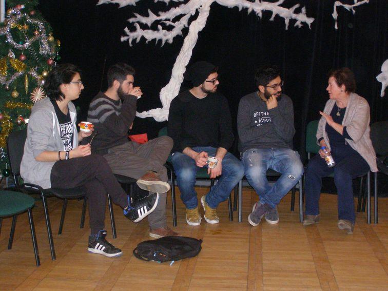 Studenci z Erasmusa na naszym Wydziale