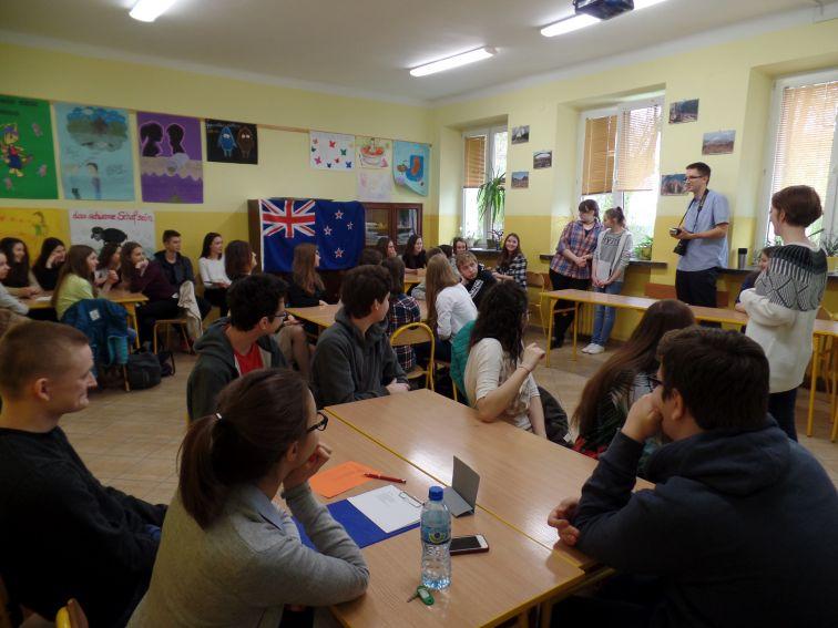 25.04.2016 - Dzień Języków Obcych w I LO im.W....