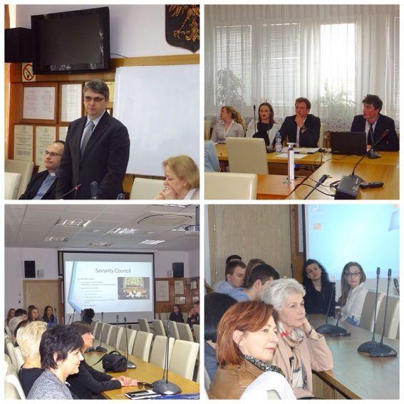 IV Międzyuczelniana Konferencja Prawnicza dla studentów w...