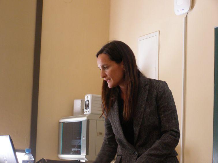 Fotorelacja z wizyty dr Sandry Perez i dr Carmen Casas
