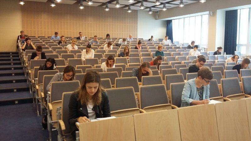 Egzamin TOEIC 14.05.2016