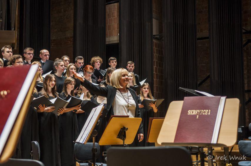 Koncert symfoniczno-chóralny w ramach XX FORUM WITOLDA...
