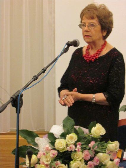 Jubileusz Profesor Haliny Wiśniewskiej